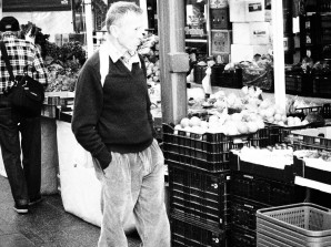 Local Market Sydney Bondi junction.JPG, black and white, dreamcatcher.tv