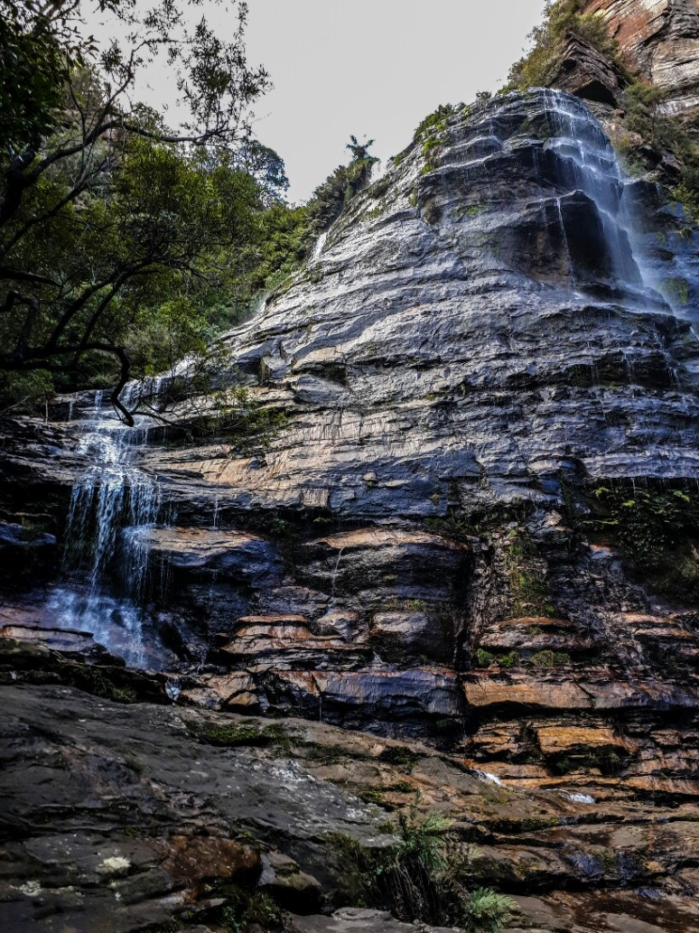 Nationalpark, Blue Mountains, Katoomba, Leura