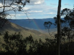 Blue Mountains bei Katoomba