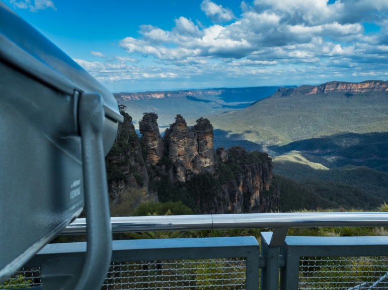 National Park Blue Mountains