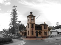 Kiama Post office, dreamcatcher.tv