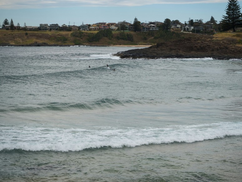 Surfer, Storm Bay Kiama, dreamcatcher.tv